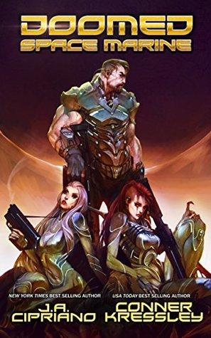 Doomed Infinity Marine (Bug Wars #1)