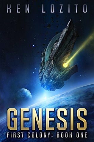 Genesis (First Colony, #1)