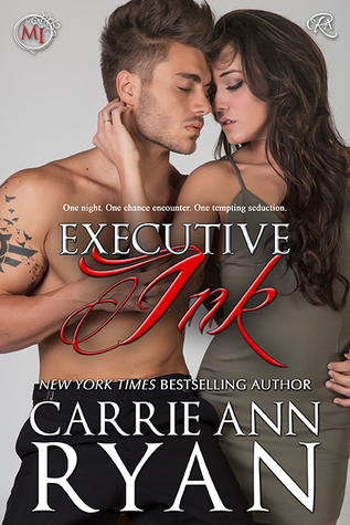 Executive Ink (Montgomery Ink, #7.5)