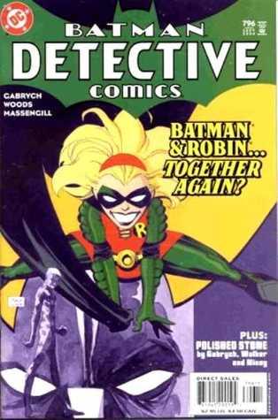 Detective Comics #796