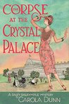 The Corpse at the Crystal Palace (Daisy Dalrymple, #23)