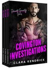 Covington Investigations: 3-Books Private Security Series