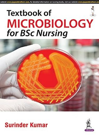 Textbook Of Microbiology For Bsc Nursing