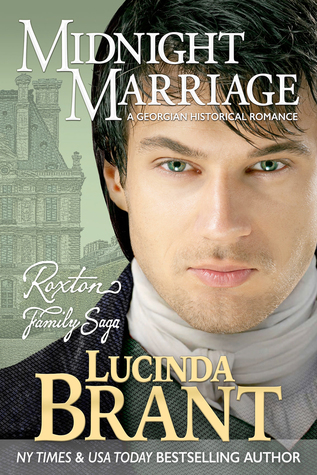 Midnight Marriage (Roxton Family Saga, #1)