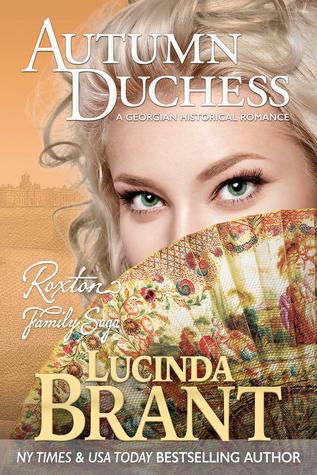 Autumn Duchess by Lucinda Brant