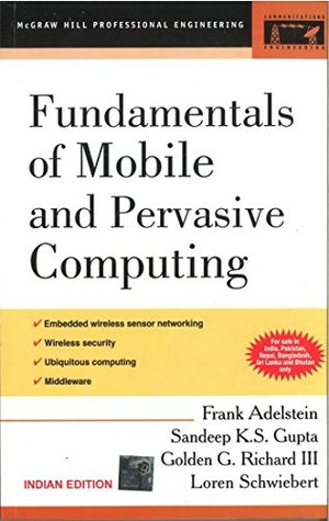 Mobile And Pervasive Computing Ebook