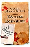 L'Accusé du Ross-Shire by Graeme Macrae Burnet