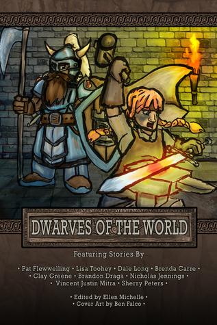 Dwarves of the World by Brandon Draga
