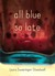 All Blue So Late: Poems