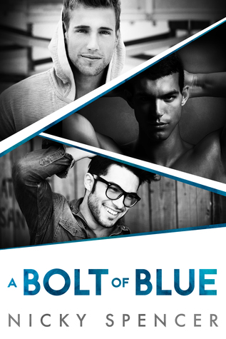 Book Review: A Bolt of Blue by Nicky Spencer