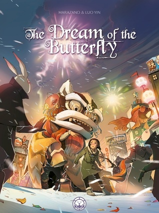 Dream of The Butterfly Vol 1: Rabbits on the Moon