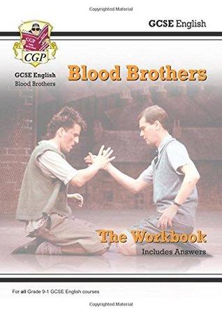 New Grade 9-1 GCSE English - Blood Brothers Workbook