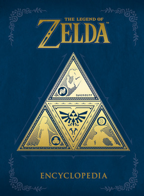 The Legend of Zelda: Encyclopedia (The Legend of Zelda)