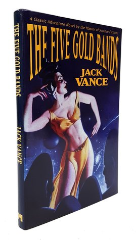 Ebook Five Gold Bands by Jack Vance TXT!