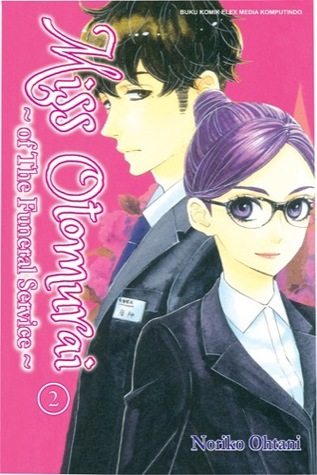Miss Otomurai ~Of The Funeral Service~ Vol. 2