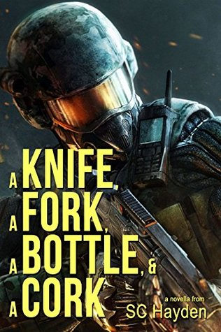 A Knife, a Fork, a Bottle, and a Cork