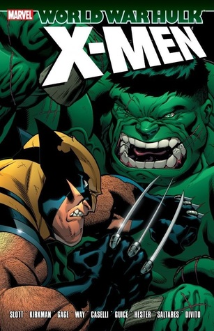 World War Hulk: X-Men