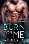 Burn For Me (Into The Fire, #1)