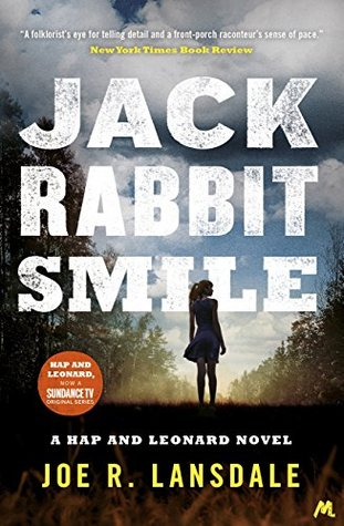 Jackrabbit Smile (Hap and Leonard #12)