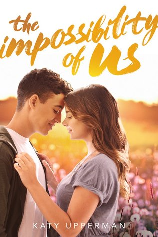 Preorder The Impossibility of Us by Katy Upperman