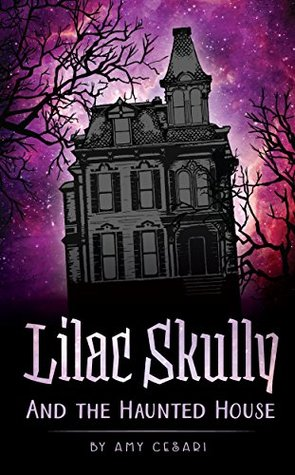 Lilac skully and the haunted house by amy cesari 36308960 fandeluxe Images