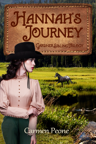 Hannah's Journey by Carmen Peone