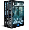 The Alex Vane Media Thrillers #1-3
