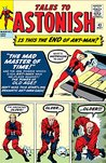 Tales to Astonish (1959-1968) #43 by Stan Lee