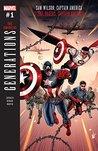Generations: Sam Wilson Captain America & Steve Rogers Captain America (2017) #1 (Generations (2017))