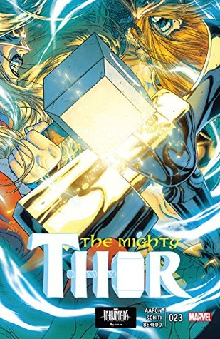 The Mighty Thor #23 by Jason Aaron