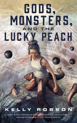 Gods, Monsters, and the Lucky Peach