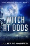 Witch at Odds (Jinx Hamilton Mystery #2)