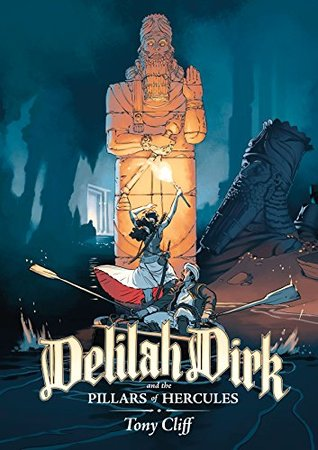 Delilah Dirk and the Pillars of Hercules (Delilah Dirk, #3)