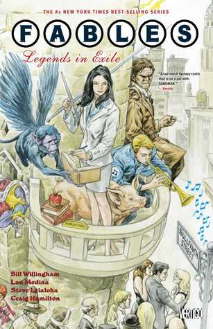 Fables, Volume 1: Legends in Exile (Fables, #1)