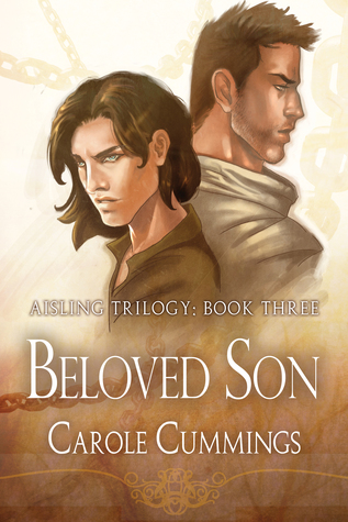 New Release Review: Beloved Son (Aisling Trilogy #3) by Carole Cummings
