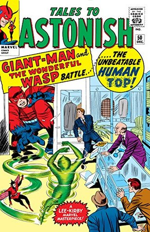 Tales to Astonish (1959-1968) #50 by Stan Lee