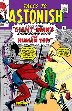 Tales to Astonish (1959-1968) #51 by Stan Lee