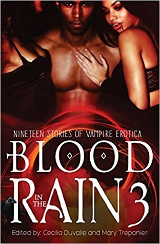 Blood in the Rain 3 by Cecilia Duvalle