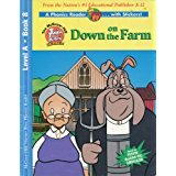 Down on the Farm Phonics Reader: Looney Tunes Level A [With Stickers Reinforce Word Meaning]