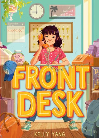 book cover of kid at desk