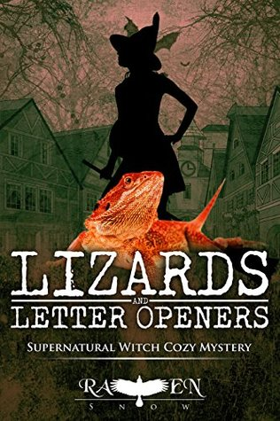 """Lizards and Letter Openers (Harper """"Foxxy"""" Beck, #13)"""