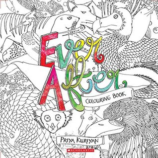 ever-after-colouring-book