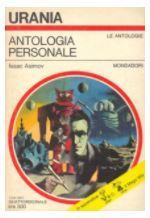 Antologia Personale Vol. 1  Urania n. 568