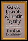 Genetic Diversity & Human Equality