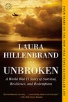 Book cover for Unbroken: A World War II Story of Survival, Resilience, and Redemption