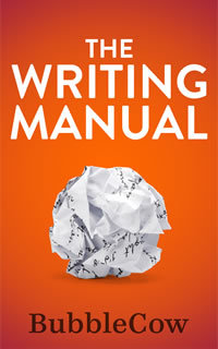 The Writing Manual by Gary Smailes