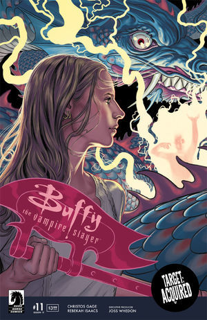 Buffy the Vampire Slayer: Revelations (Season 11, #11)