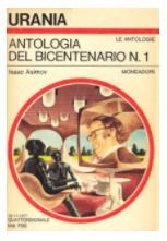Antologia del bicentenario, n. 1 (Urania #736)