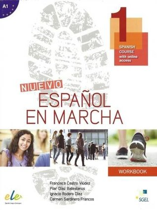 Nuevo Espanol en Marcha 1: Exercises Book for English Speakers: Spanish Course with Free Online Access