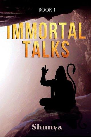 Immortal Talks Book 1 By Shunya